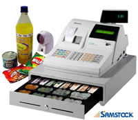 Sam4s  ER-A420 Cash REgister